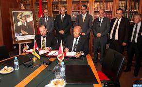 Le Maroc et les Émirats arabes unis s'engagent à développer leur coopération en matière de transport et de sécurité routière