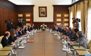Conseil de gouvernement du lundi 24 octobre 2016