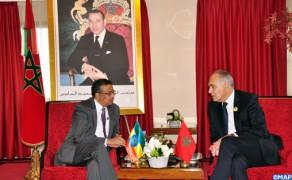 Le renforcement des échanges commerciaux et des investissements au centre d'une rencontre maroco-ethiopienne