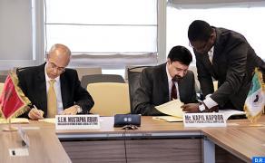 التوقيع بأبيدجان على قرض من البنك الإفريقي للتنمية لدعم حكامة الضمان الاجتماعي بالمغرب