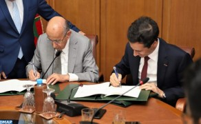 Morocco/AFESD Ink Two Financing Agreements Worth 2.27 bln MAD