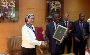 Morocco, Niger Sign MoU to Promote Cooperation in Environmental Governance