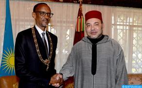 الزيارة الرسمية لجلالة الملك إلى جمهورية رواندا