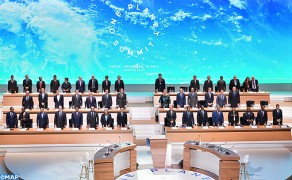 One Planet Summit Opens in Paris