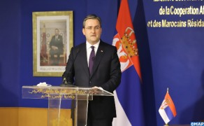Belgrade Committed To Strategic Partnership with Rabat (Serbian Minister)