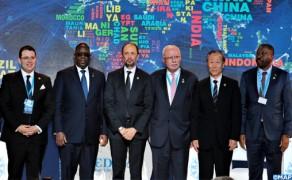 Senegalese President Macky Sall Receives 2019 MEDays Grand Prix in Tangier