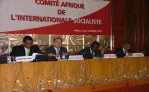 El comité África de la Internacional Socialista