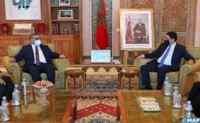 Crisis libia: No hay ninguna alternativa al acuerdo de Sjirat que constituye la referencia (Bourita)